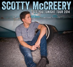 Scotty Mccreery See You Tonight Tour